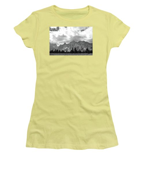 Women's T-Shirt (Athletic Fit) featuring the photograph Reach To The Sky by Colleen Coccia