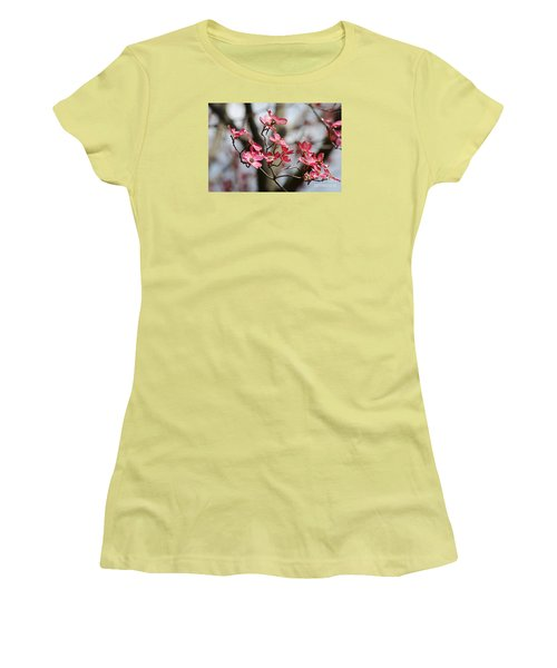 Red Cloud Dogwood 2012410_90a Women's T-Shirt (Athletic Fit)