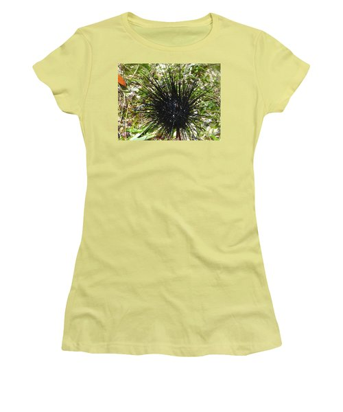 Reef Life - Sea Urchin 1 Women's T-Shirt (Athletic Fit)