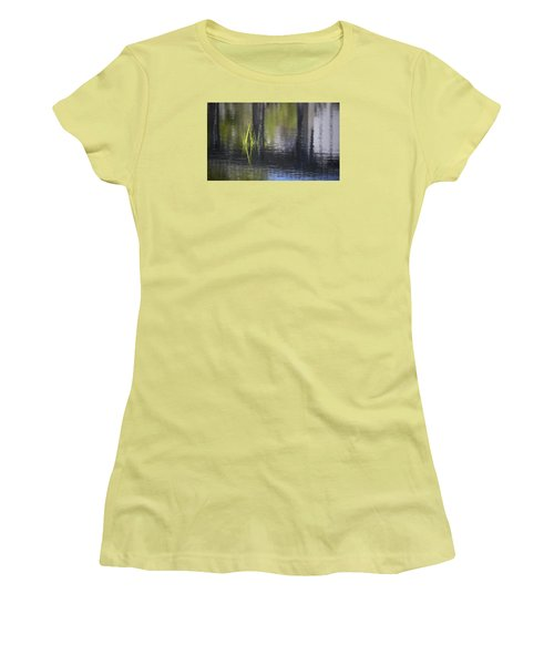 Reflections Accents Women's T-Shirt (Athletic Fit)
