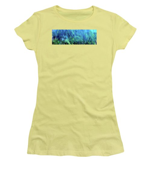 Reflections Of Monet 8155 H_12 Women's T-Shirt (Athletic Fit)