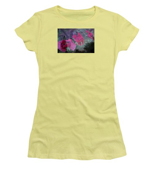 Remembered Women's T-Shirt (Junior Cut) by Ellery Russell