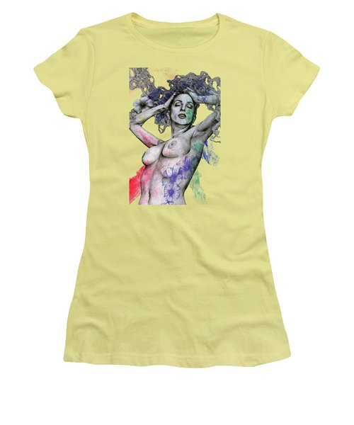 Remembering Days Of Yore Women's T-Shirt (Junior Cut) by Marco Paludet