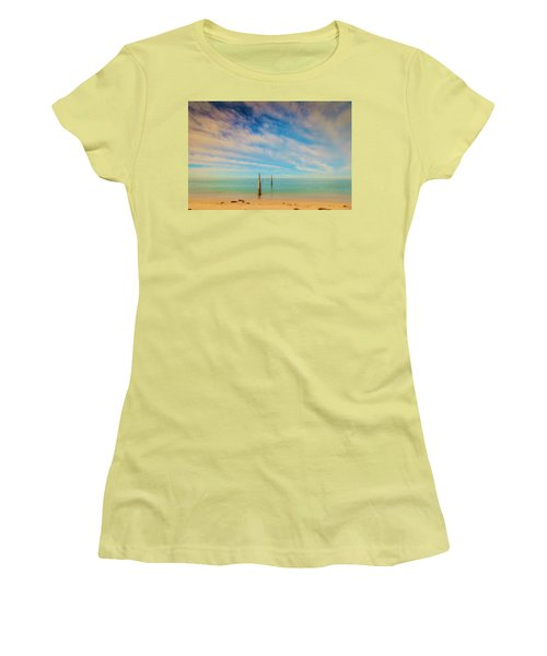 Remenants Women's T-Shirt (Junior Cut) by David Cote
