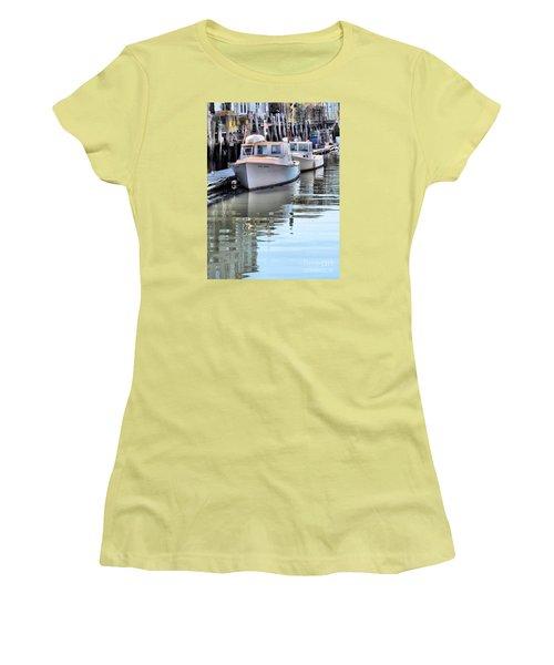 Rest Time Women's T-Shirt (Junior Cut) by Elizabeth Dow