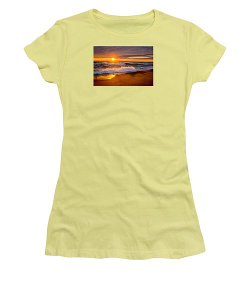 Return Engagement  Women's T-Shirt (Junior Cut) by John Harding