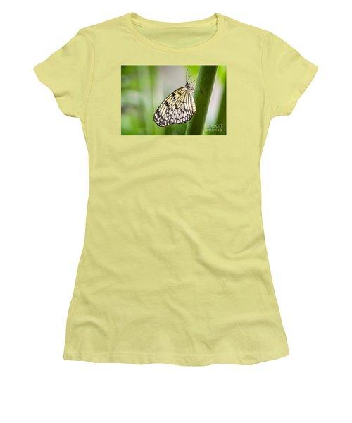 Rice Paper Women's T-Shirt (Athletic Fit)