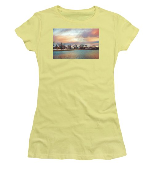 River Dream Women's T-Shirt (Athletic Fit)