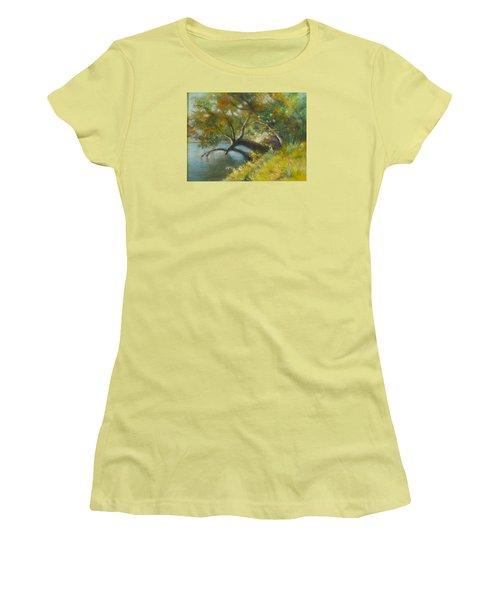River Reverie Women's T-Shirt (Junior Cut)