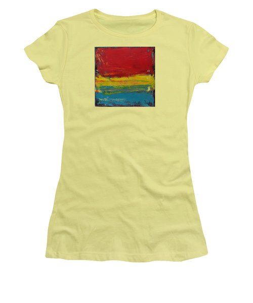 Roadtrip 1 Women's T-Shirt (Athletic Fit)