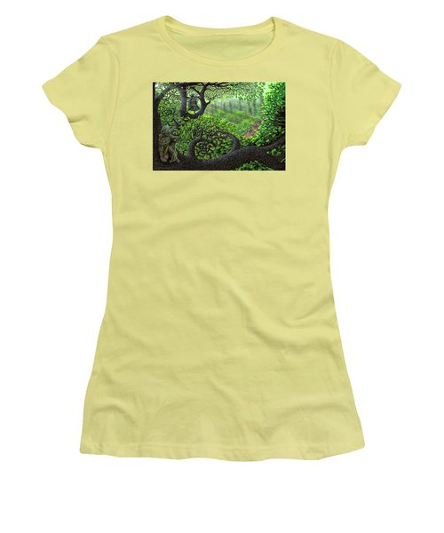 Robin Hood Women's T-Shirt (Athletic Fit)