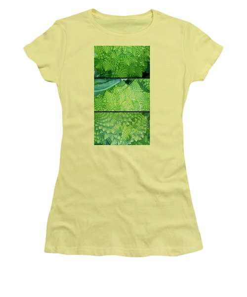 Romanesco Women's T-Shirt (Athletic Fit)