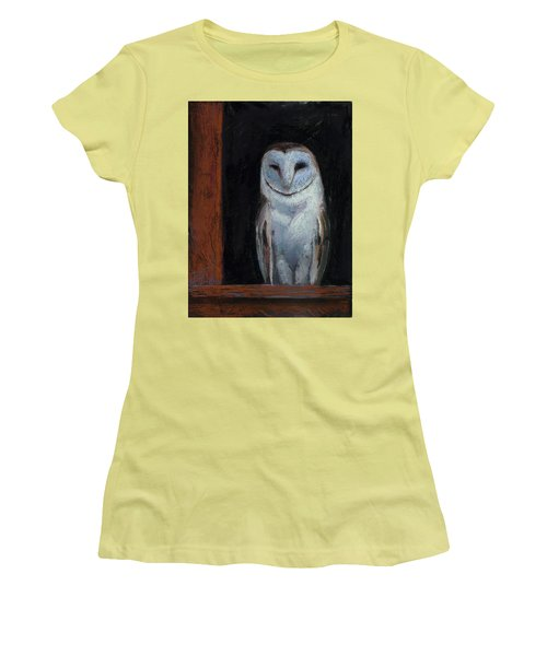 Room With A View Women's T-Shirt (Junior Cut) by Billie Colson