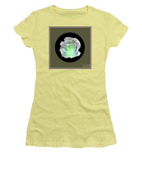 Rose 8-4 Women's T-Shirt (Athletic Fit)