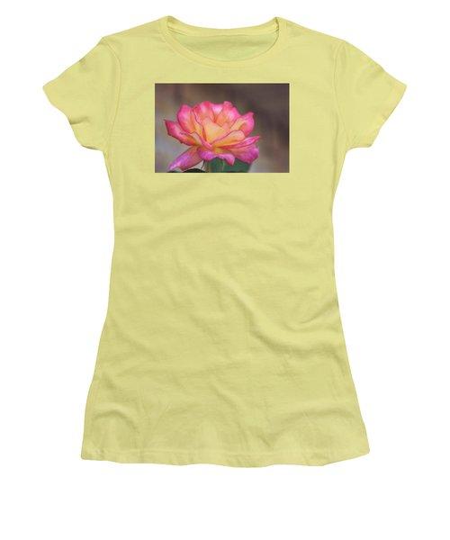 Rosie Women's T-Shirt (Junior Cut) by Joan Bertucci