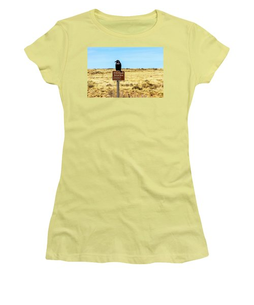 Rout 66 Watch Women's T-Shirt (Athletic Fit)