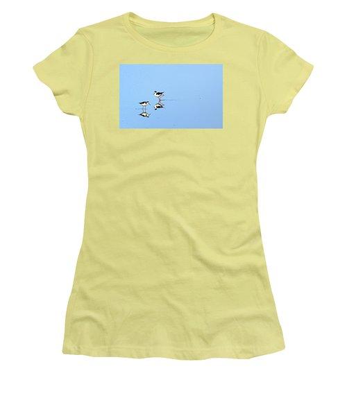 Rubber Legs Women's T-Shirt (Athletic Fit)