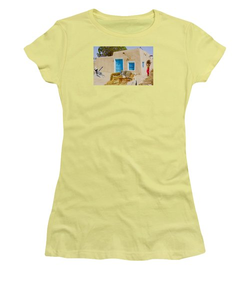 Rural Life  Women's T-Shirt (Athletic Fit)