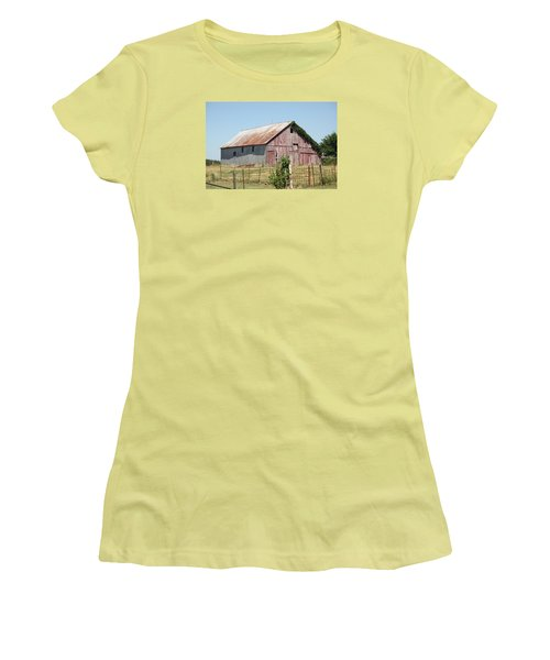 Rural Moberly  Women's T-Shirt (Athletic Fit)