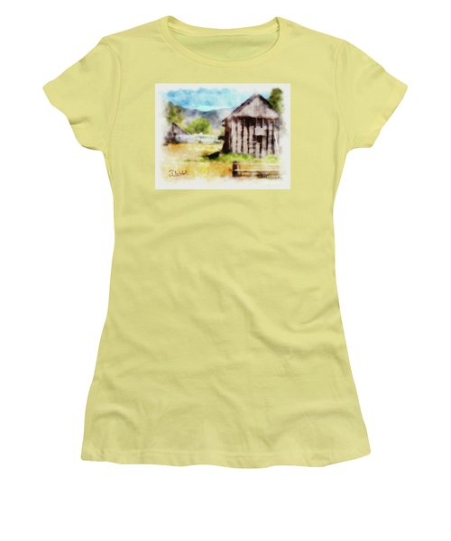 Rural Remnants Women's T-Shirt (Athletic Fit)