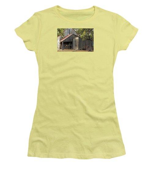 Rural Texas Women's T-Shirt (Junior Cut) by Joe Jake Pratt
