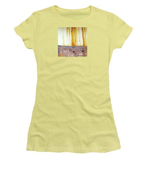 Rust Women's T-Shirt (Athletic Fit)