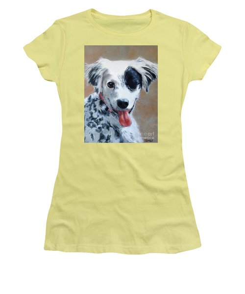 Sally Women's T-Shirt (Junior Cut) by Diane Daigle