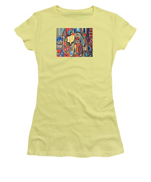 Salvaje # 8 Women's T-Shirt (Athletic Fit)