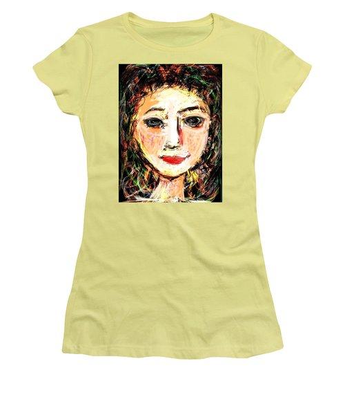 Samantha Women's T-Shirt (Athletic Fit)