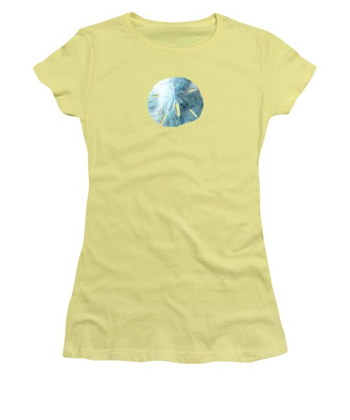 Sand Dollar Women's T-Shirt (Junior Cut) by Anastasiya Malakhova