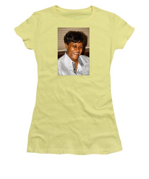 Sanderson - 4533.2 Women's T-Shirt (Junior Cut) by Joe Finney