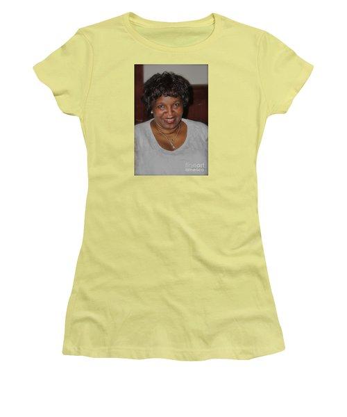 Sanderson - 4535.2 Women's T-Shirt (Junior Cut) by Joe Finney