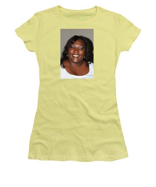 Sanderson - 4540 Women's T-Shirt (Junior Cut) by Joe Finney