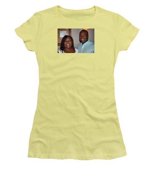 Sanderson - 4545 Women's T-Shirt (Athletic Fit)