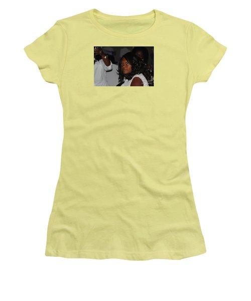 Sanderson - 4678 Women's T-Shirt (Junior Cut) by Joe Finney