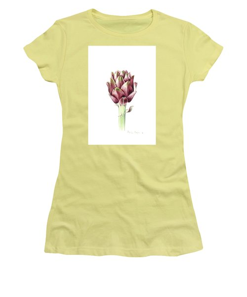 Sardinian Artichoke Women's T-Shirt (Athletic Fit)