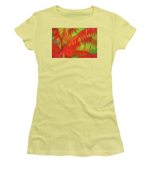 Sassyfras Women's T-Shirt (Athletic Fit)