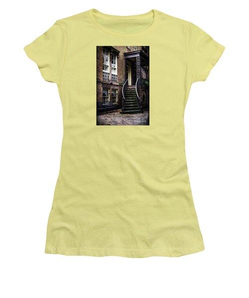 Savannah Women's T-Shirt (Junior Cut) by Judy Wolinsky