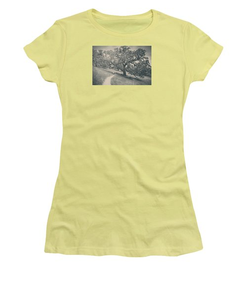 Say You Love Me Again Women's T-Shirt (Junior Cut) by Laurie Search