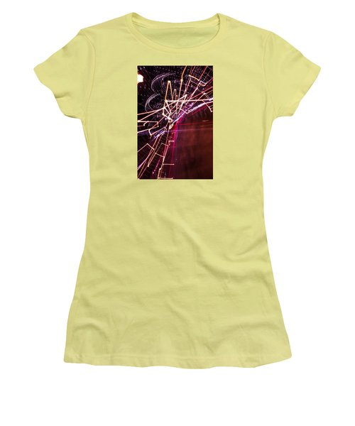 Scatter  Women's T-Shirt (Athletic Fit)