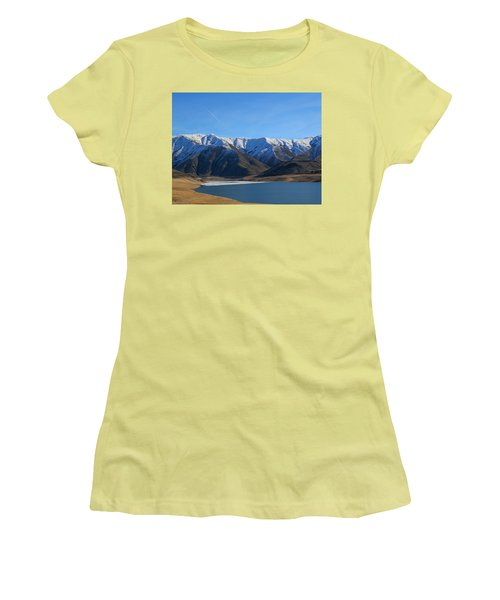 Scenic Idaho Women's T-Shirt (Athletic Fit)