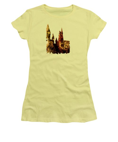 School Of Magic Women's T-Shirt (Athletic Fit)
