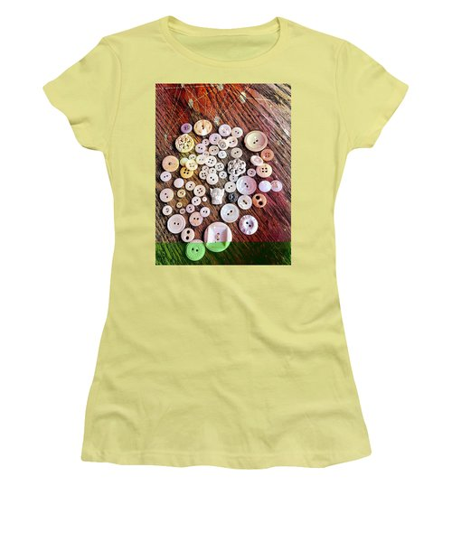Scotty Women's T-Shirt (Junior Cut) by Karl Reid