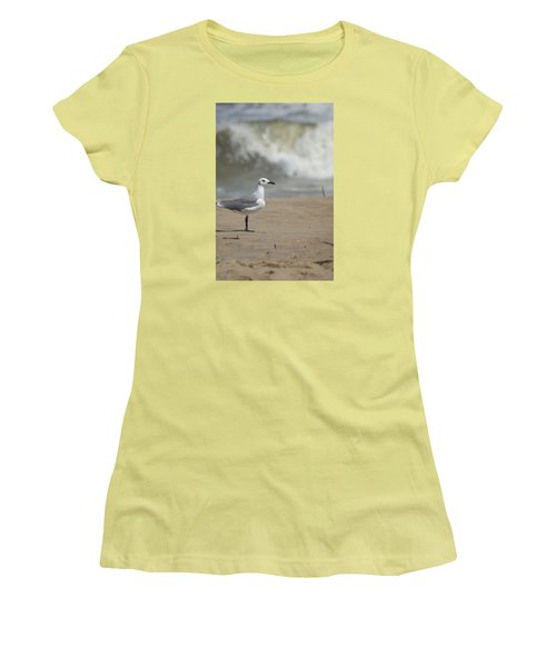 Sea Gull Women's T-Shirt (Athletic Fit)