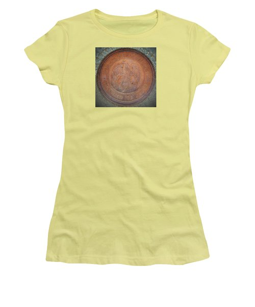 Seal Of Approval  Women's T-Shirt (Junior Cut) by Jame Hayes