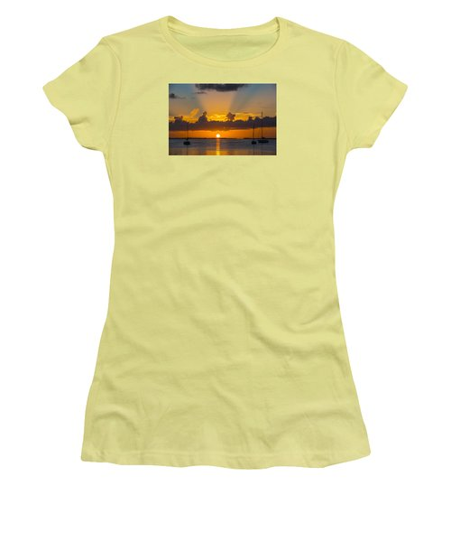 See The Light Women's T-Shirt (Junior Cut) by Kevin Cable