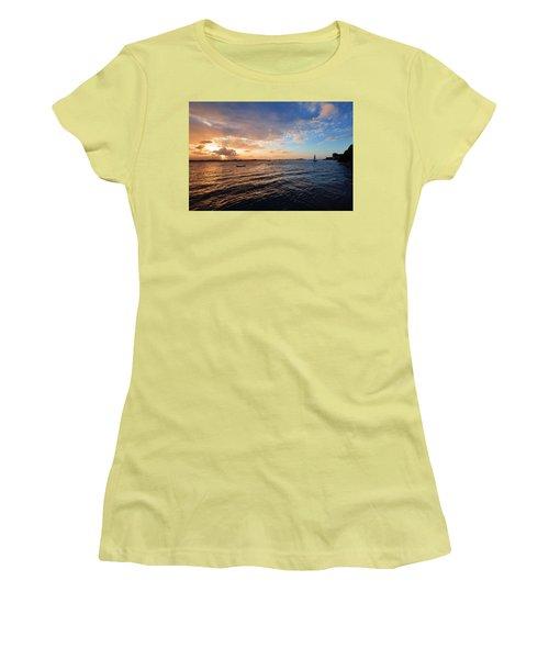 Semblance 3769 Women's T-Shirt (Junior Cut) by Ricardo J Ruiz de Porras