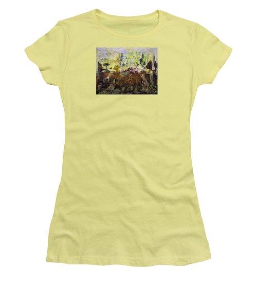 Senegambia Women's T-Shirt (Athletic Fit)