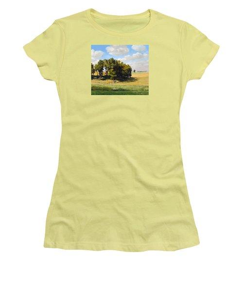September Summer Women's T-Shirt (Athletic Fit)