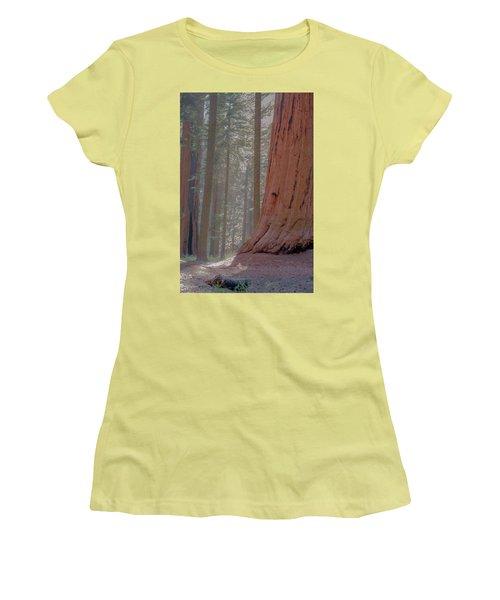 Sequoia Women's T-Shirt (Athletic Fit)